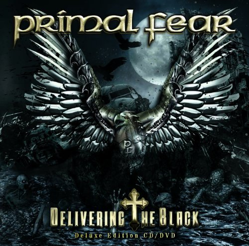 Primal Fear Delivering The Black Deluxe Ed. Incl. DVD