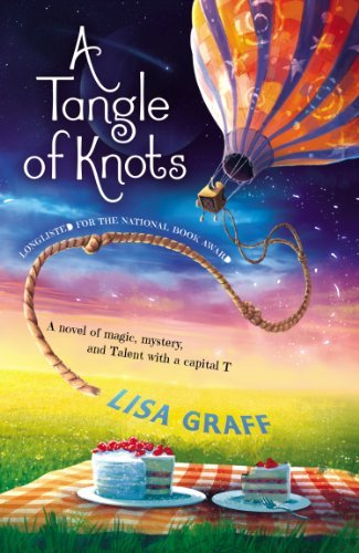 Lisa Graff A Tangle Of Knots