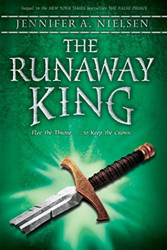 Jennifer A. Nielsen The Runaway King