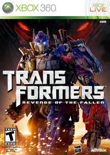 Xbox 360 Transformers Revenge Of The Fallen For Xbox 360