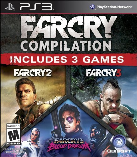 Ps3 Far Cry Compilation