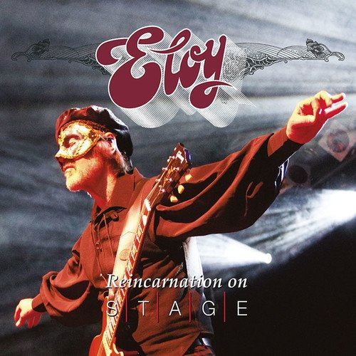 Eloy Reincarnation On Stage (live) 2 CD