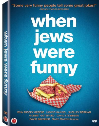 When Jews Were Funny Dangerfield Mandel Gottfried DVD Nr