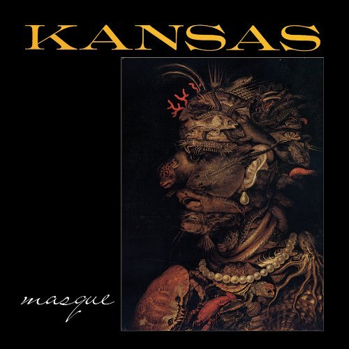 Kansas Masque 180gm Vinyl