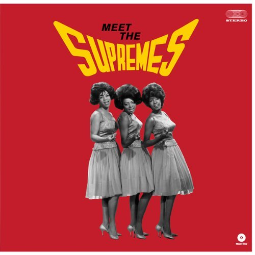Supremes Meet The Supremes Import Esp