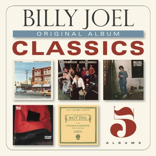 Billy Joel Original Album Classics #2 5 CD