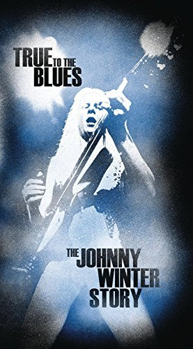 Johnny Winter True To The Blues The Johnny 4 CD