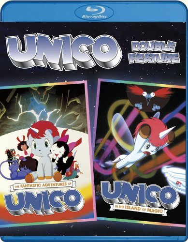 Unico Double Feature Unico Double Feature Blu Ray Ws Nr