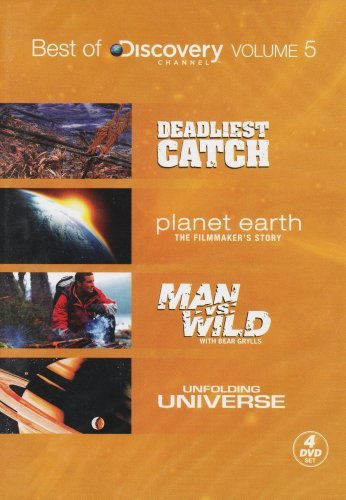 Bear Grylls Phil Harris Sig Hansen Jonathan Hillst Best Of Discovery Channel Volume 5 (deadliest Cat