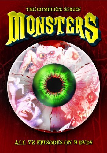Monsters Complete Series DVD Nr