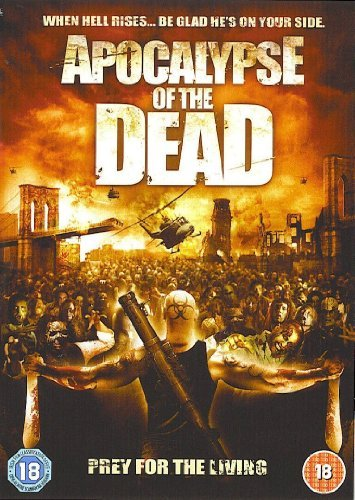 Apocalypse Of The Dead Foree Ken Region 2