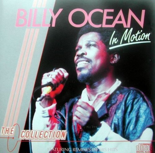 Billy Ocean In Motion The Collection
