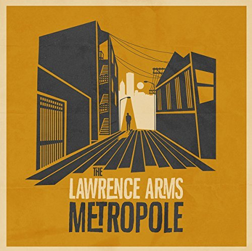 Lawrence Arms Metropole Incl. CD