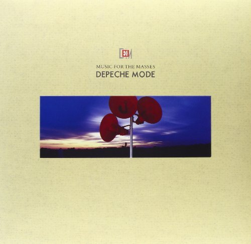 Depeche Mode Music For The Masses 180gm Vinyl