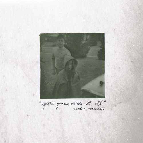 Modern Baseball You're Gonna Miss It All Colored Vinyl Incl. Digital Download