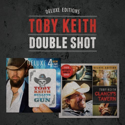 Toby Keith Double Shot 2 CD