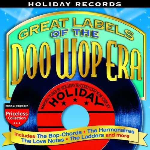 Great Labels Of The Doo Wop Er Holiday Records