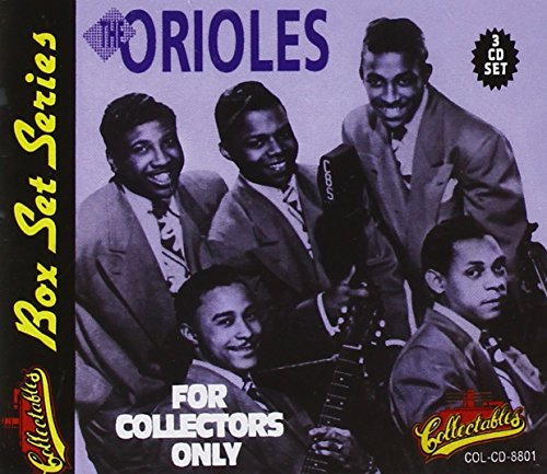 Orioles For Collectors Only 3 CD