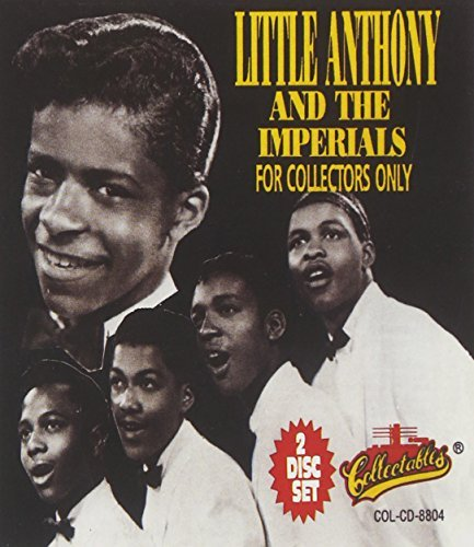 Little Anthony & Imperials For Collectors Only 2 CD