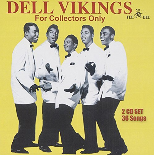 Del Vikings For Collectors Only 2 CD