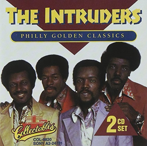 Intruders Philly Golden Classics 2 CD