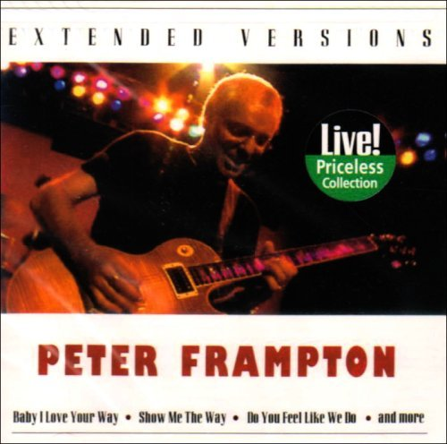 Peter Frampton Extended Versions