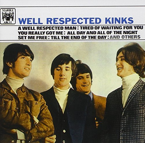 Kinks Well Respected Kinks