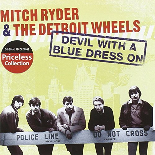 Mitch & Detroit Wheels Ryder Devil With A Blue Dress On