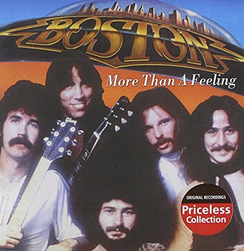 Boston More Than A Feeling Priceless Collection