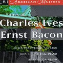 Ives Bacon Songs Songs From Emily Dickins Boatwright Kirkpatrick Bacon