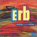 D. Erb Suddenly It's Evening Music Fo Krieger Stern Andrist & Audubon Qt