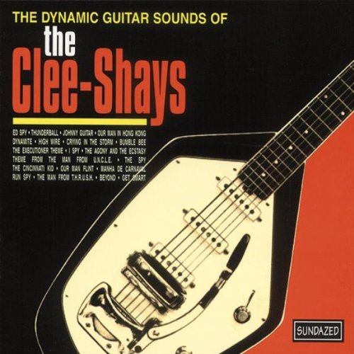 Clee Shays Dynamic Guitar Sounds Of