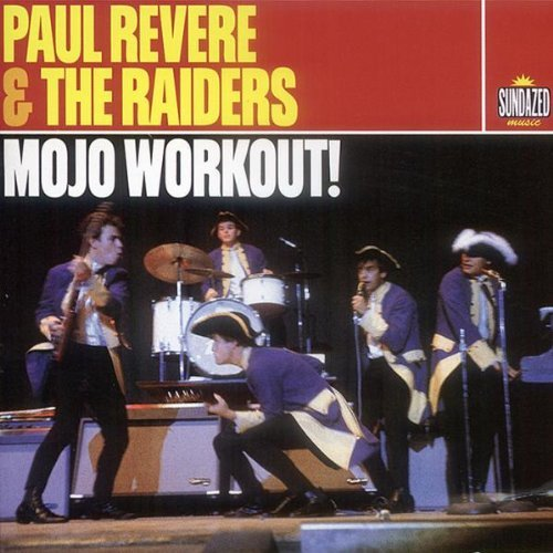 Paul & The Raiders Revere Mojo Workout 2 CD Set