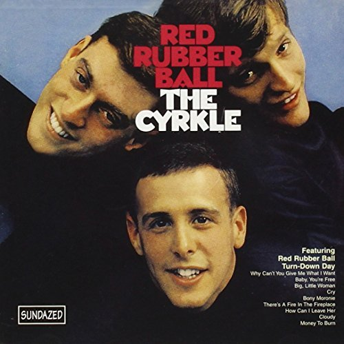 Cyrkle Red Rubber Ball Expanded Edit Bonus Tracks