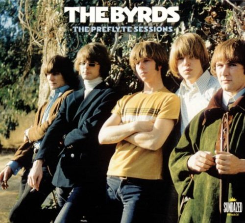 Byrds Preflyte Sessions 2 CD Set