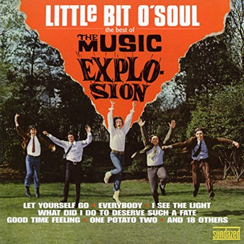 Music Explosion Little Bit Osoul