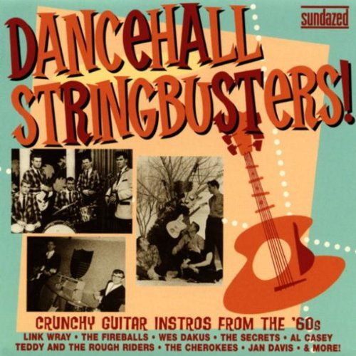 Dancehall Stringbusters Crunch Dancehall Stringbusters Crunch