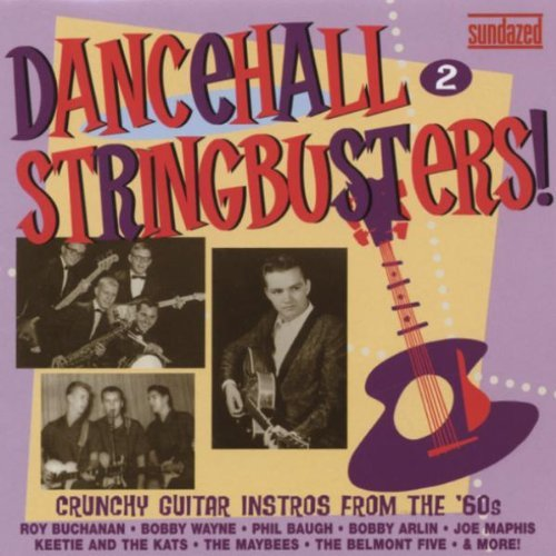 Dancehall Stringbusters Vol. 2 Dancehall Stringbusters