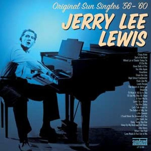 Jerry Lee Lewis Sun Singles Collection