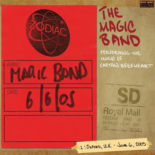 Magic Band Oxford Uk June 6th 2005