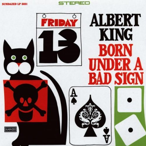 Albert King Born Under A Bad Sign 180gm Vinyl