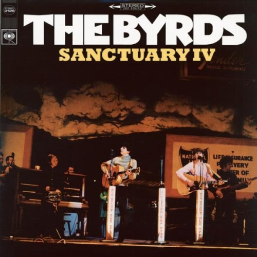 Byrds Vol. 4 Sanctuary