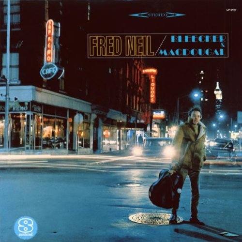 Fred Neil Bleeker & Macdougal 180gm Vinyl