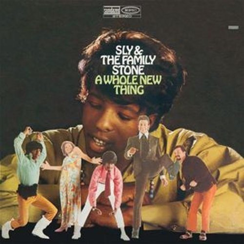 Sly & The Family Stone Whole New Thing