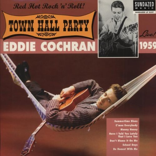 Eddie Cochran Live At Town Hall Party