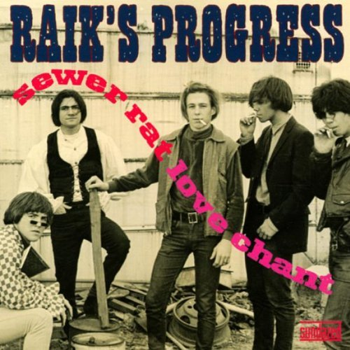 Raik's Progress Sewer Rat Love Chant