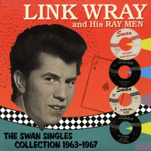 Link Wray Swan Singles Collection 1963 6 2 Lp Set