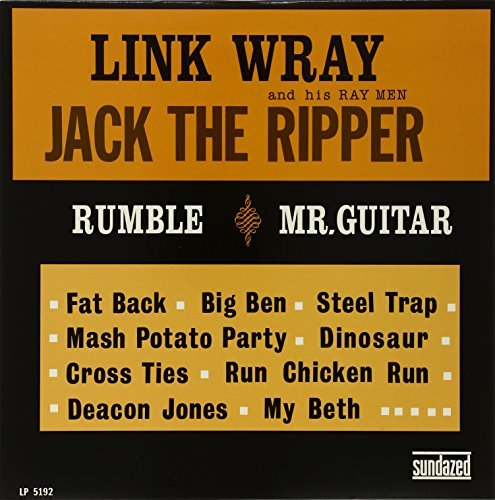 Link Wray Jack The Ripper