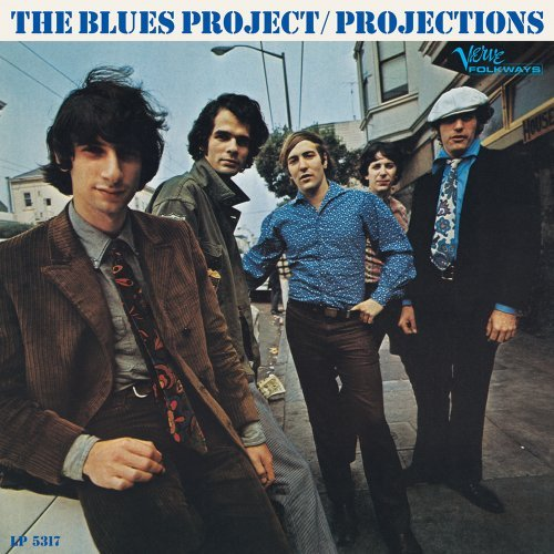 Blues Project Projections