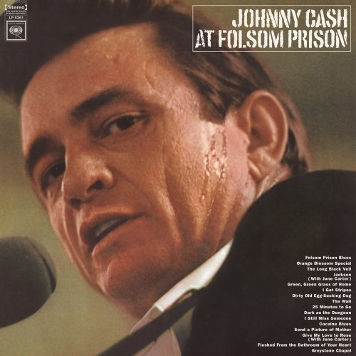 Johnny Cash At Folsom Prison At Folsom Prison